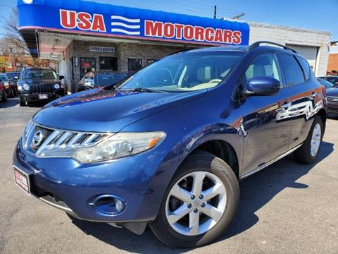 2010 Nissan Murano for sale at USA Motorcars in Cleveland OH