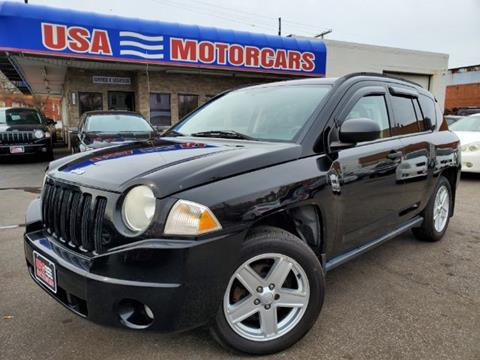 2007 Jeep Compass for sale at USA Motorcars in Cleveland OH