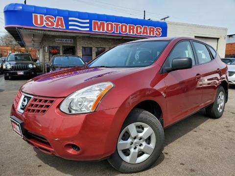 2009 Nissan Rogue for sale at USA Motorcars in Cleveland OH