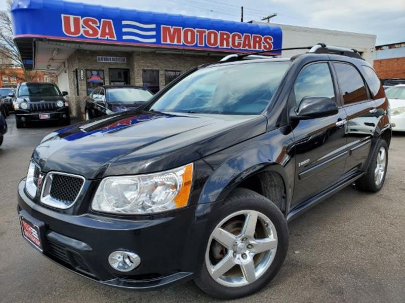 2008 Pontiac Torrent for sale at USA Motorcars in Cleveland OH