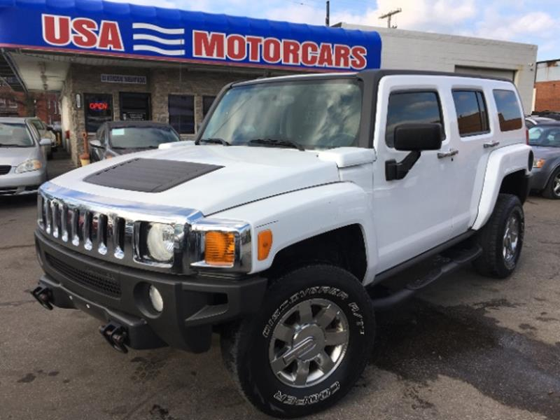 2007 HUMMER H3 for sale at USA Motorcars in Cleveland OH