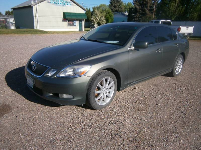 2006 Lexus GS 300 For Sale At Mission Mountain Motors In Ronan MT