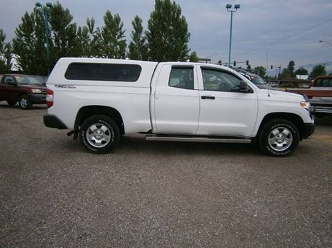 2015 Toyota Tundra for sale in Ronan, MT