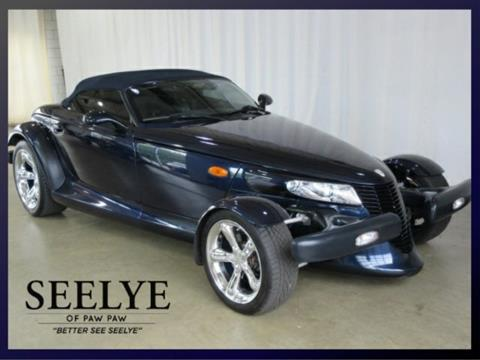 2001 Chrysler Prowler for sale in Paw Paw, MI