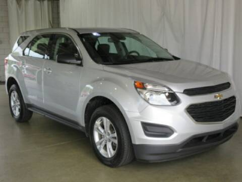 2017 Chevrolet Equinox for sale in Paw Paw, MI