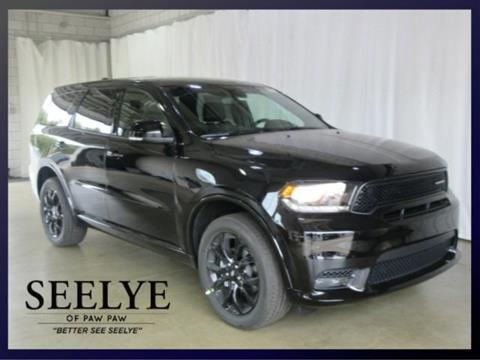 Seelye Paw Paw >> Dodge Durango For Sale in Paw Paw, MI - Seelye of Paw Paw