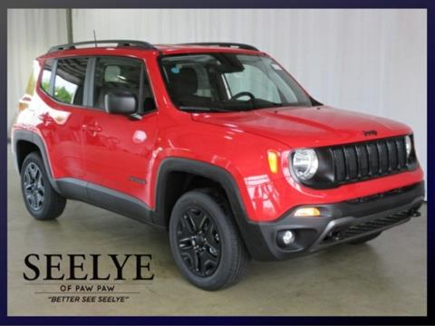2019 Jeep Renegade for sale in Paw Paw, MI