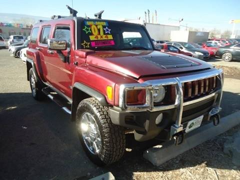 2007 hummer h3 for sale in reno nv. Black Bedroom Furniture Sets. Home Design Ideas