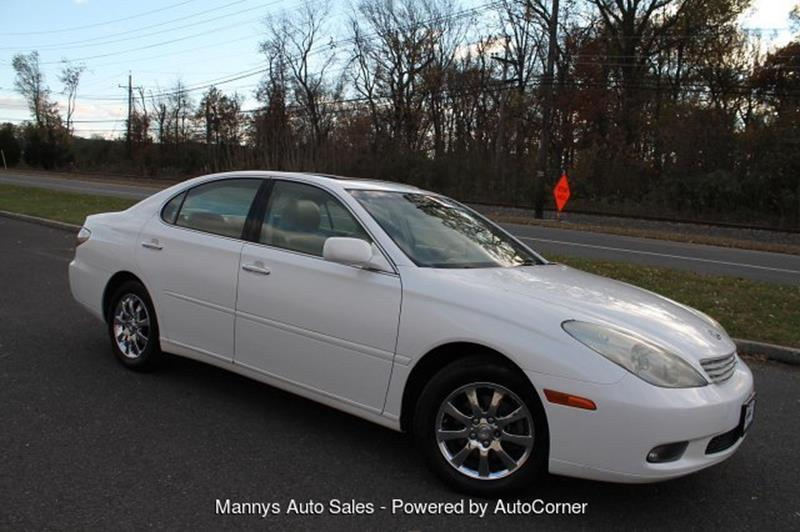 2003 Lexus ES 300 For Sale At Mannyu0027s Auto Sales In Winslow NJ