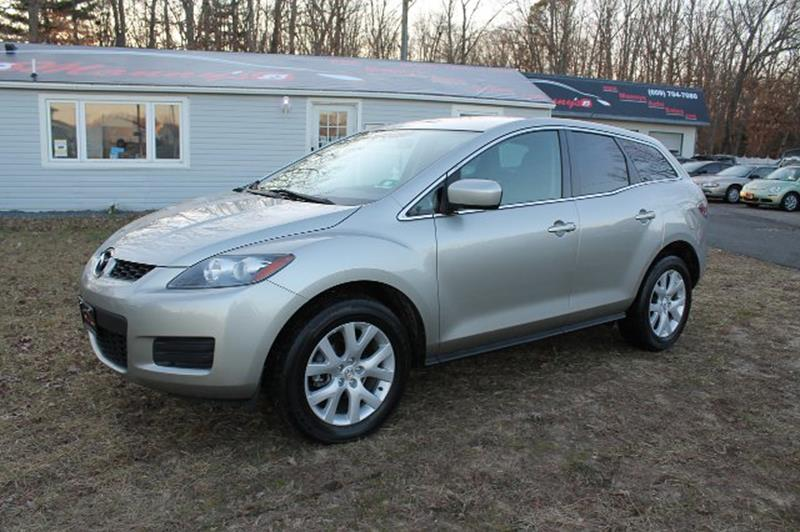 2008 Mazda CX-7 for sale at Manny's Auto Sales in Winslow NJ