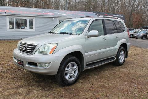 2003 Lexus GX 470 for sale at Manny's Auto Sales in Winslow NJ