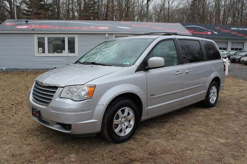 Town And Country Auto >> 2008 Chrysler Town And Country Touring In Winslow Nj Manny S Auto