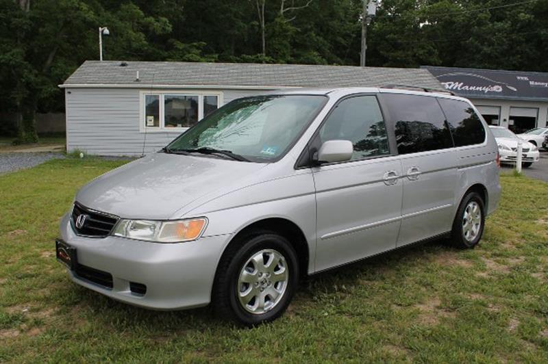 2004 honda odyssey ex l w navi in winslow nj manny 39 s for Honda odyssey for sale nj