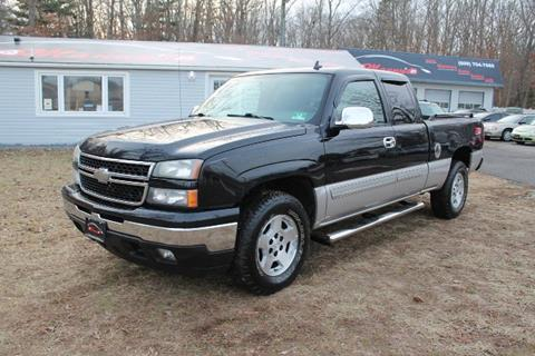 2007 Chevrolet Silverado 1500 Classic for sale at Manny's Auto Sales in Winslow NJ