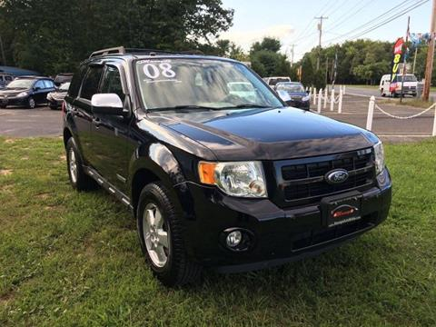 2008 Ford Escape for sale at Manny's Auto Sales in Winslow NJ