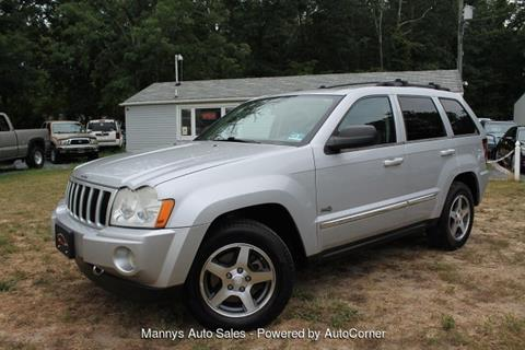 2006 Jeep Grand Cherokee for sale at Manny's Auto Sales in Winslow NJ