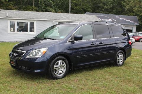 2006 Honda Odyssey for sale at Manny's Auto Sales in Winslow NJ