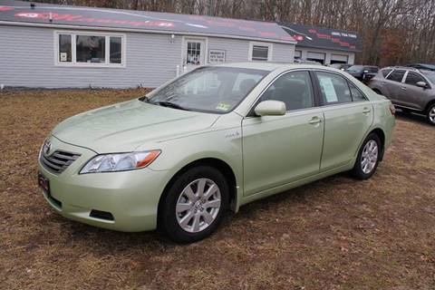 2007 Toyota Camry Hybrid for sale at Manny's Auto Sales in Winslow NJ