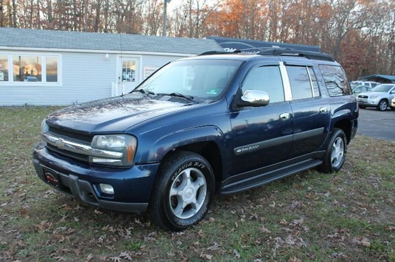 2004 Chevrolet TrailBlazer EXT for sale at Manny's Auto Sales in Winslow NJ