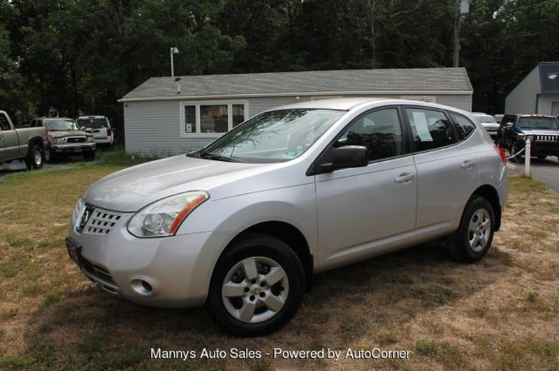 2009 Nissan Rogue for sale at Manny's Auto Sales in Winslow NJ