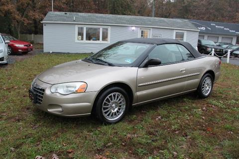 2004 Chrysler Sebring for sale at Manny's Auto Sales in Winslow NJ