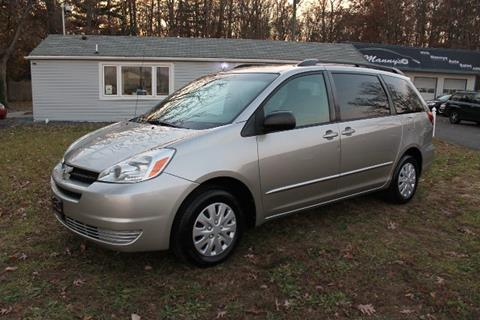 2004 Toyota Sienna for sale at Manny's Auto Sales in Winslow NJ
