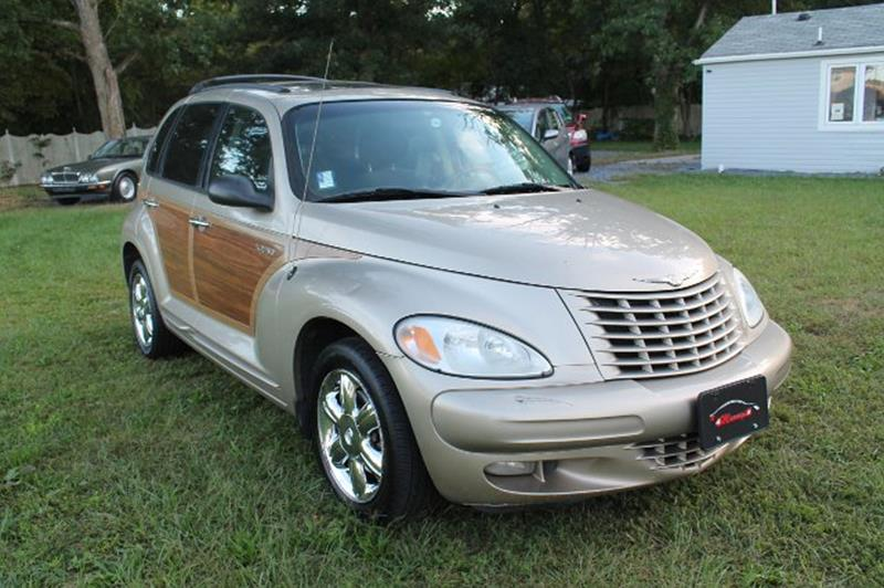 2003 Chrysler PT Cruiser for sale at Manny's Auto Sales in Winslow NJ