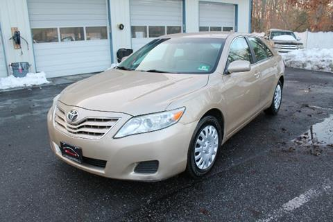 2010 Toyota Camry for sale at Manny's Auto Sales in Winslow NJ