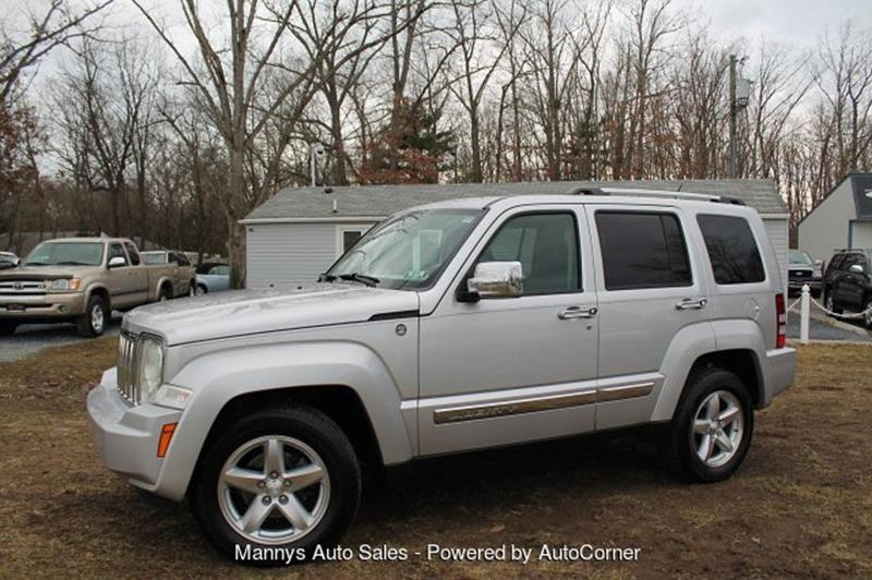 2008 Jeep Liberty For Sale At Mannyu0027s Auto Sales In Winslow NJ