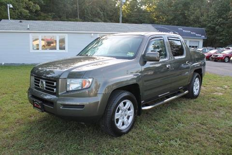 2006 Honda Ridgeline for sale at Manny's Auto Sales in Winslow NJ