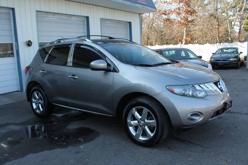 2010 Nissan Murano for sale at Manny's Auto Sales in Winslow NJ