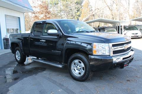 2010 Chevrolet Silverado 1500 for sale at Manny's Auto Sales in Winslow NJ