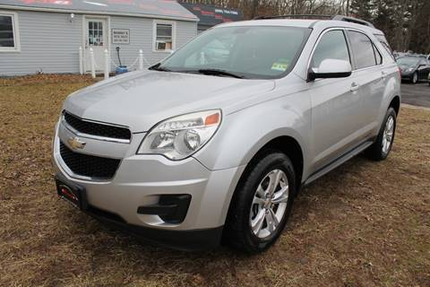 2011 Chevrolet Equinox for sale at Manny's Auto Sales in Winslow NJ