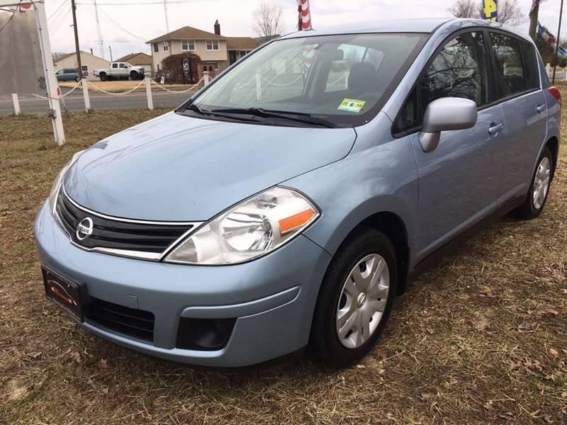 2011 Nissan Versa For Sale At Mannyu0027s Auto Sales In Winslow NJ