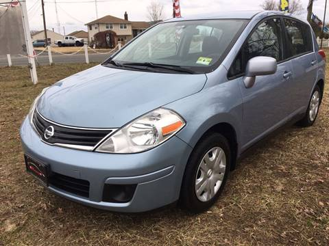 2011 Nissan Versa for sale at Manny's Auto Sales in Winslow NJ