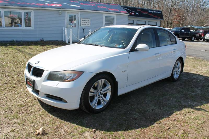 2007 BMW 3 Series for sale at Manny's Auto Sales in Winslow NJ
