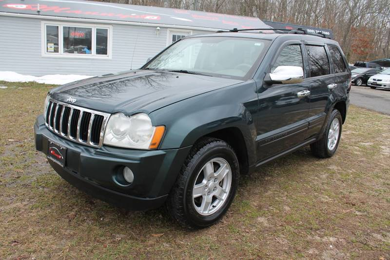 2005 Jeep Grand Cherokee for sale at Manny's Auto Sales in Winslow NJ