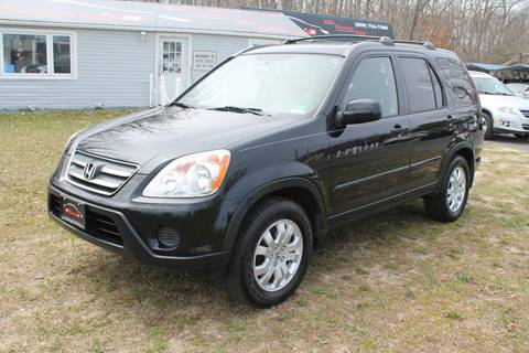 2005 Honda CR-V for sale at Manny's Auto Sales in Winslow NJ