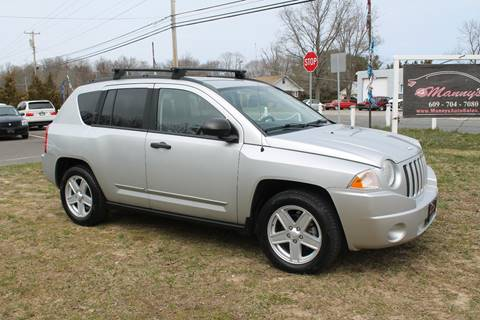 2008 Jeep Compass for sale at Manny's Auto Sales in Winslow NJ