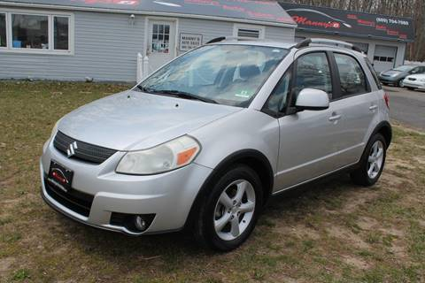 2008 Suzuki SX4 Crossover for sale at Manny's Auto Sales in Winslow NJ