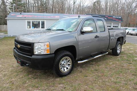 2008 Chevrolet Silverado 1500 for sale at Manny's Auto Sales in Winslow NJ