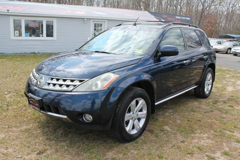 2007 Nissan Murano for sale at Manny's Auto Sales in Winslow NJ