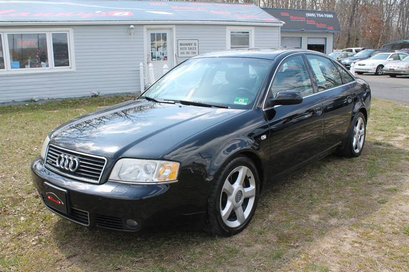 2004 Audi A6 for sale at Manny's Auto Sales in Winslow NJ