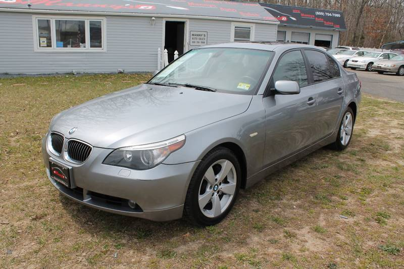 2007 BMW 5 Series for sale at Manny's Auto Sales in Winslow NJ