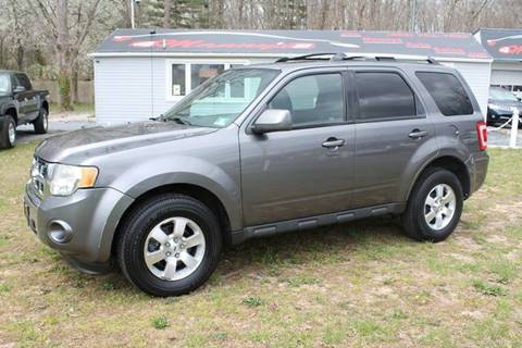 2010 Ford Escape for sale at Manny's Auto Sales in Winslow NJ