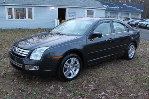 2007 Ford Fusion for sale at Manny's Auto Sales in Winslow NJ