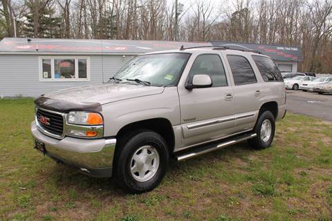 2006 GMC Yukon for sale at Manny's Auto Sales in Winslow NJ