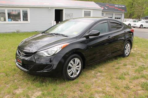 2011 Hyundai Elantra for sale at Manny's Auto Sales in Winslow NJ