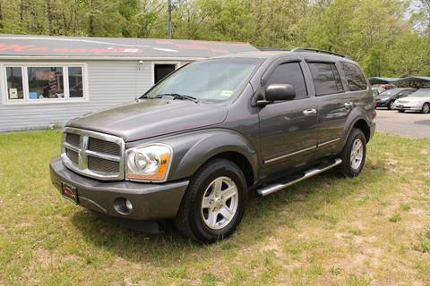 2004 Dodge Durango for sale at Manny's Auto Sales in Winslow NJ