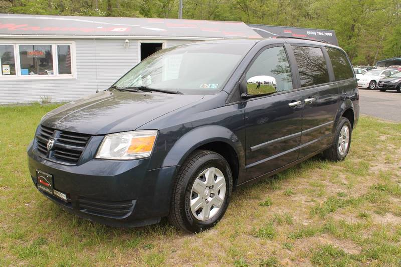 2008 Dodge Grand Caravan Se In Winslow Nj Manny S Auto Sales